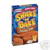 Shake 'n' Bake Pork (?!)