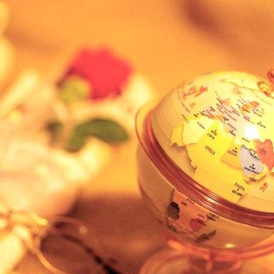 mini-globe