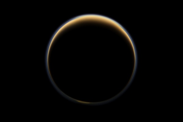 Titan. Credit: NASA/JPL-Caltech/Space Science Institute