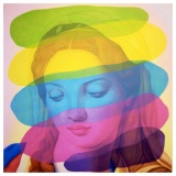 'Face Value 7' by Annette Bezor, 2011.