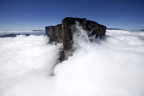 Roraima (Venezuela/Brazil/Guyana). Image credit: Klaus Fengler.