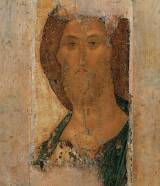 Christ, attributed to Andrei Rublev, c. 1410