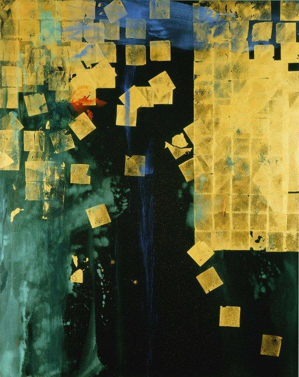 'Soliloquies: Joy' by Makoto Fujimura, 2009.