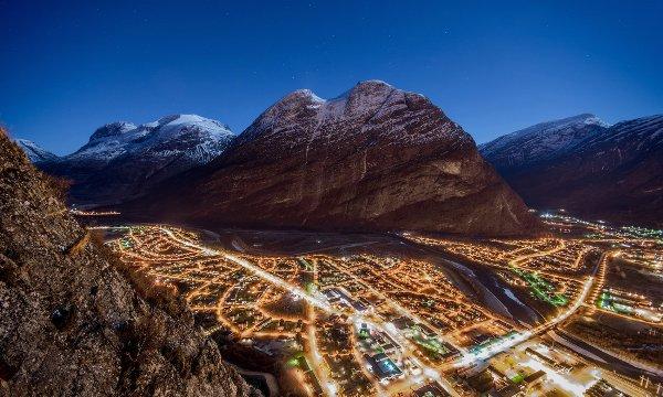 Sunndalsøra, Norway. Image credit: Christian Nesset.