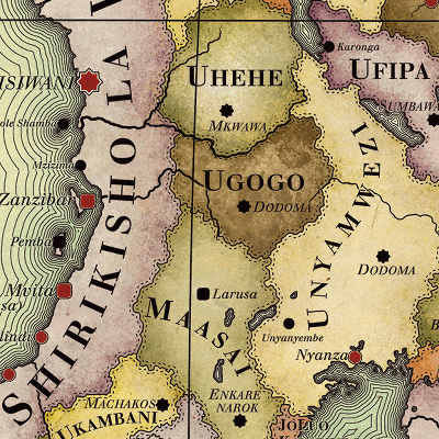 The map of a Europe-free Africa… and the smaller stories ...