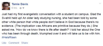 fb evangelism
