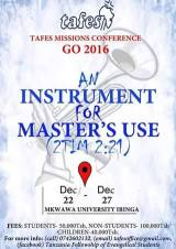 go conference
